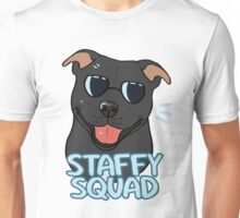 STAFFY SQUAD (black) Unisex T-Shirt