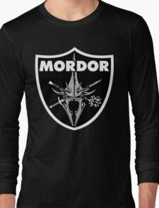 Mordor Badge Long Sleeve T-Shirt