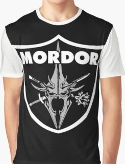 Mordor Badge Graphic T-Shirt