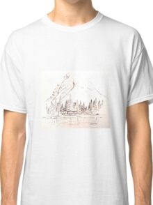 Dick Proenneke's mountain  Classic T-Shirt