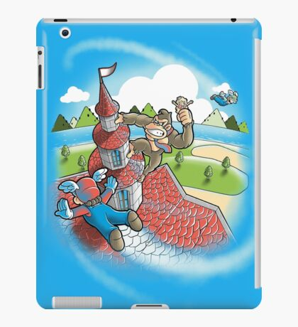 Amazing kong iPad Case/Skin