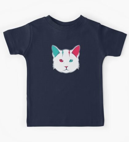 Zak the Cat Kids Tee