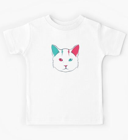 Zak the Cat Kids Tee