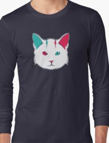 Zak the Cat Long Sleeve T-Shirt
