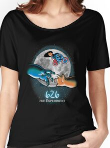 626 The experiment Women's Relaxed Fit T-Shirt