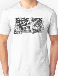 Tidal Pool Starfish Unisex T-Shirt