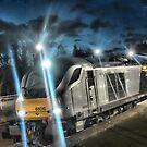 The night train by bertie01