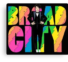 Broad City Ilana Tux Canvas Print