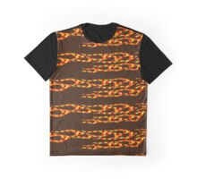 RIVIERA FIRE FLAME COMPLETE  Graphic T-Shirt