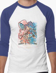 Future wars Men's Baseball ¾ T-Shirt