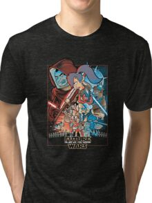 Future wars Tri-blend T-Shirt