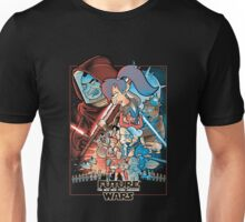 Future wars Unisex T-Shirt