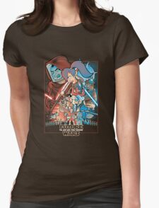 Future wars Womens Fitted T-Shirt