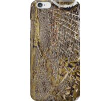 Perspective map of Fort Worth, Texas - 1891 iPhone Case/Skin