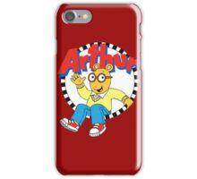 Funny Arthur iPhone Case/Skin