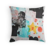 Lights, Camera, Action! Throw Pillow