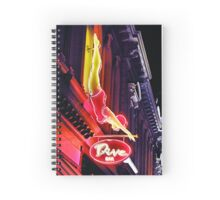 Dive Bar Spiral Notebook