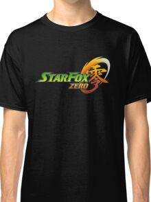 Star Fox Zero Logo Classic T-Shirt
