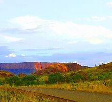 The Kimberley Western Australia by Virginia McGowan