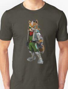 StarFox Zero- Star Fox Unisex T-Shirt