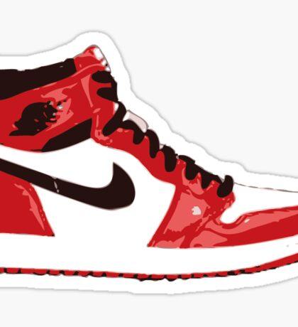 Jordan 1 Sticker