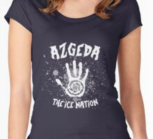 The 100 - Azgeda: The Ice Nation Women's Fitted Scoop T-Shirt