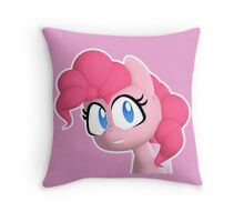 Pony Amie - Pinkie Pie Throw Pillow