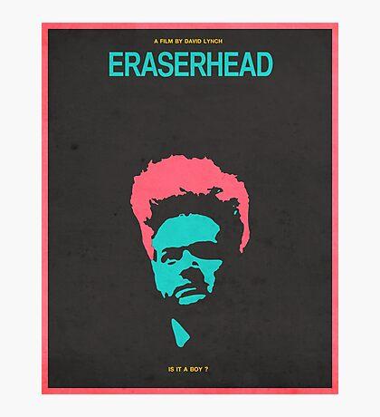 Eraserhead Photographic Print