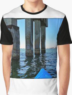The Pillars Of John Graphic T-Shirt