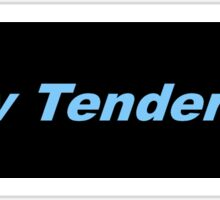 Bumper Sticker 2016 Series: Show Tenderness Sticker