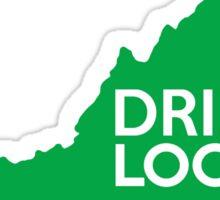 Virginia Drink Local VA Green Sticker
