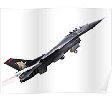 SoloTurk F-16 launching Poster