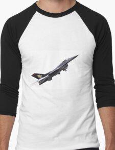 SoloTurk F-16 launching Men's Baseball ¾ T-Shirt