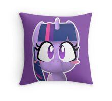 Pony Amie - Twilight Sparkle Throw Pillow