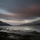 loch linnhe sunset by codaimages
