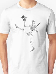 Depression Skeleton - Showtime! - Original Unisex T-Shirt