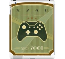Retro Xbox One Controller iPad Case/Skin