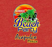 Acapulco, Mexico Tri-blend T-Shirt