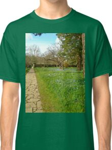 Up the garden path Classic T-Shirt