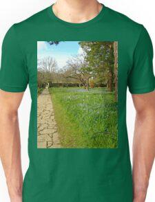 Up the garden path Unisex T-Shirt