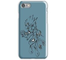 Chozo-esc Creature iPhone Case/Skin