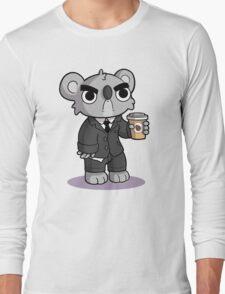 Grumpy Koala Long Sleeve T-Shirt