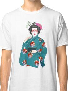 Geisha Girl Classic T-Shirt