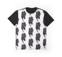 Yongguk - One Shot Graphic T-Shirt