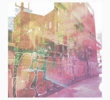 Urban Graffiti 2 Kids Tee