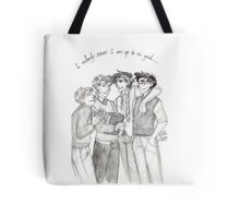 Marauders Tote Bag
