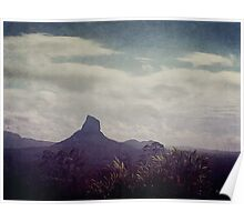 THE GLASS HOUSE MOUNTAINS - 1 Poster