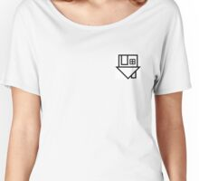 THE NEIGHBOURHOOD logo badge Women's Relaxed Fit T-Shirt