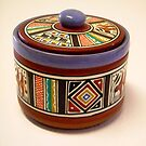 Small decorative pot by Shulie1