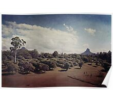 THE GLASS HOUSE MOUNTAINS - 2 Poster